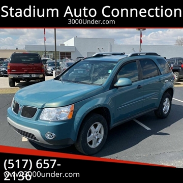 2008 Pontiac Torrent for sale in Lansing, MI