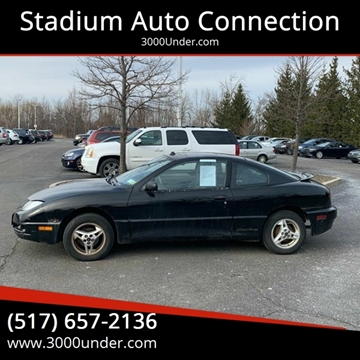 2003 Pontiac Sunfire for sale in Lansing, MI