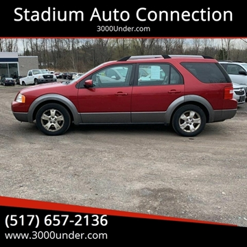 2007 Ford Freestyle for sale in Lansing, MI