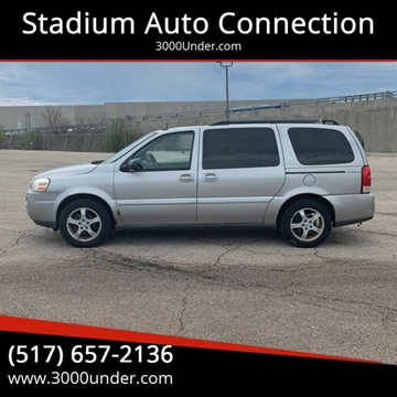 fbc62261a0 Used 2005 Chevrolet Uplander For Sale - Carsforsale.com®