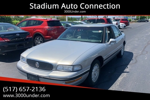 Texas Auto Connection >> 1998 Buick Lesabre For Sale In Lansing Mi