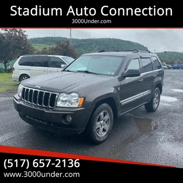 2005 Jeep Grand Cherokee for sale in Lansing, MI