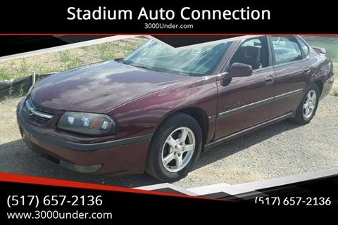 Stadium Auto Connection – Car Dealer in Lansing, MI