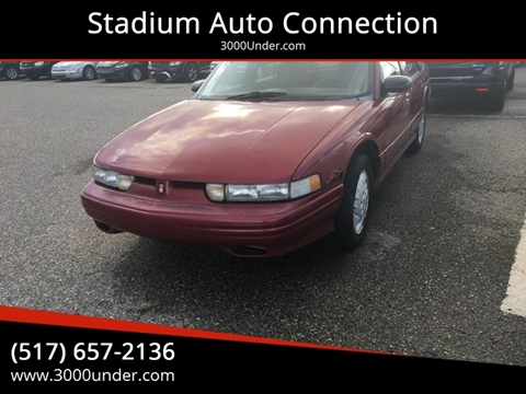 Texas Auto Connection >> 1994 Oldsmobile Cutlass Supreme For Sale In Lansing Mi