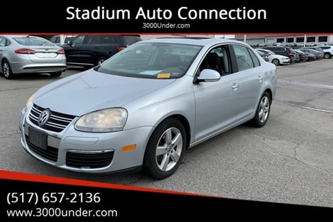 2008 Volkswagen Jetta for sale in Lansing, MI