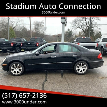 2007 Mercedes-Benz E-Class for sale in Lansing, MI