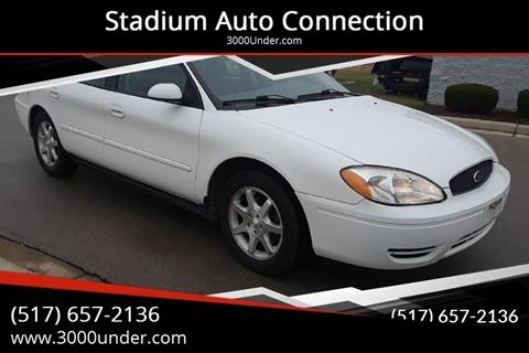 2006 Ford Taurus for sale in Lansing, MI