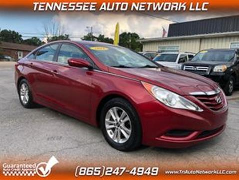 2011 Hyundai Sonata for sale in Knoxville, TN