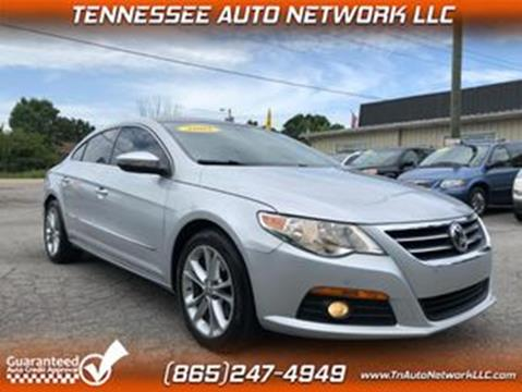 2009 Volkswagen CC for sale in Knoxville, TN