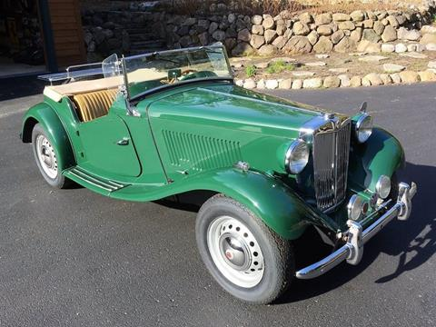 1953 MG TD for sale in Fenton, MO