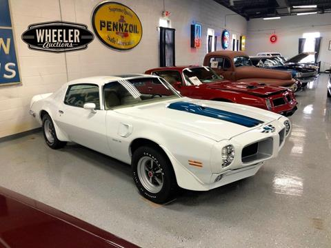 1970 Pontiac Trans Am for sale in Fenton, MO