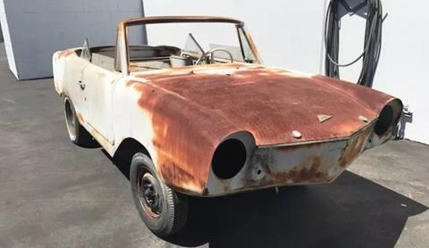 1963 Amphicar Model 770 for sale in Fenton, MO