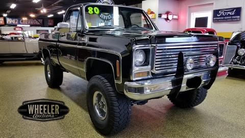 1980 Chevrolet Silverado 1500 for sale in Fenton, MO