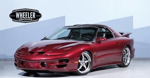 1997 Pontiac Firebird for sale in Fenton, MO