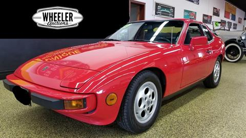 1987 Porsche 924 for sale in Fenton, MO