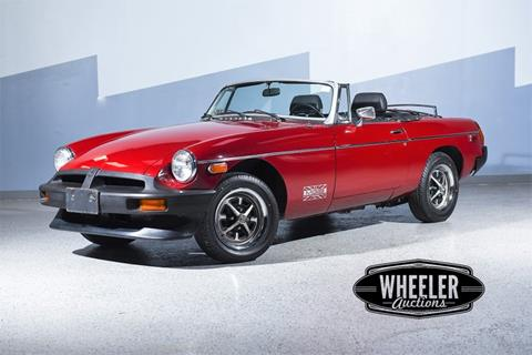 1977 MG MGB for sale in Fenton, MO