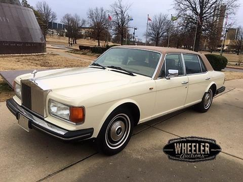 1985 Rolls-Royce Silver Spur for sale in Fenton, MO