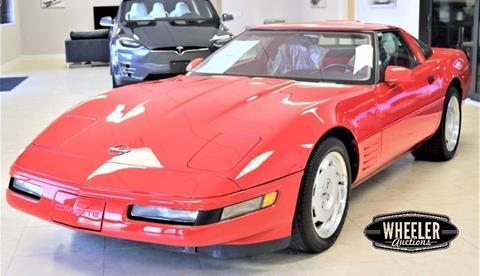 1991 Chevrolet Corvette for sale in Fenton, MO