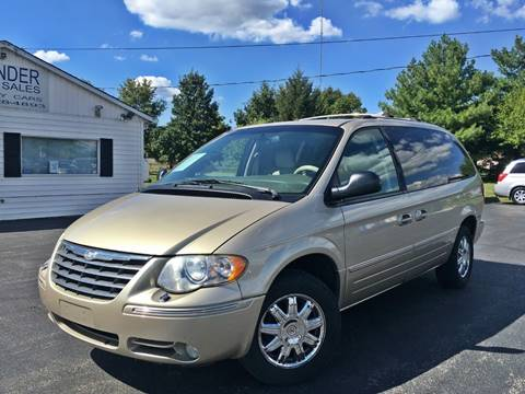 2006 Chrysler Town and Country for sale at Thunder Auto Sales in Springfield IL