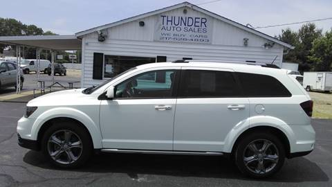 2017 Dodge Journey for sale in Springfield, IL