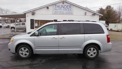2010 Dodge Grand Caravan SXT for sale at Thunder Auto Sales in Springfield IL