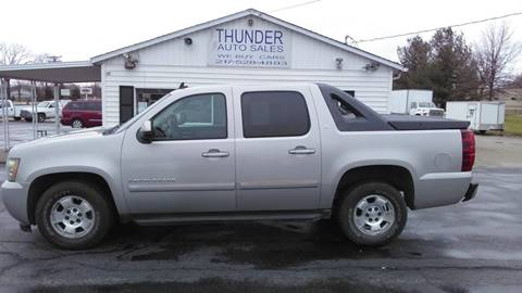 2007 Chevrolet Avalanche LT 1500 for sale at Thunder Auto Sales in Springfield IL
