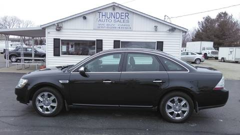 2009 Ford Taurus Limited for sale at Thunder Auto Sales in Springfield IL