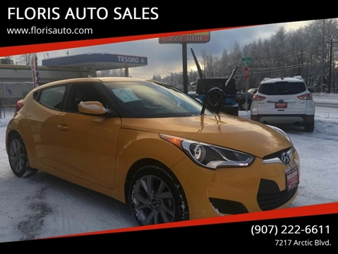 2016 Hyundai Veloster for sale in Anchorage, AK