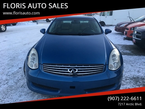 2006 Infiniti G35 for sale in Anchorage, AK