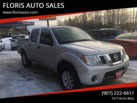 2016 Nissan Frontier for sale in Anchorage, AK