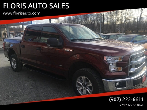 2017 Ford F-150 for sale in Anchorage, AK