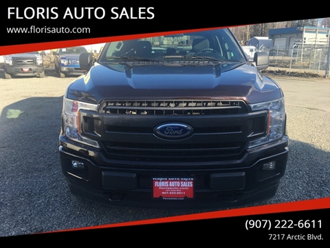 2018 Ford F-150 for sale in Anchorage, AK