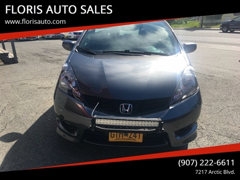 2013 Honda Fit for sale in Anchorage, AK