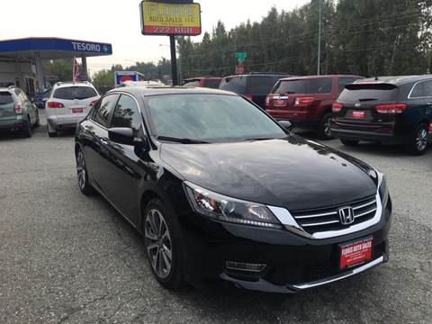 2013 Honda Accord for sale in Anchorage, AK