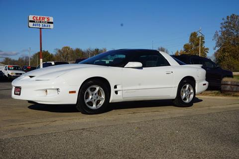1999 Pontiac Firebird for sale in Tolono, IL
