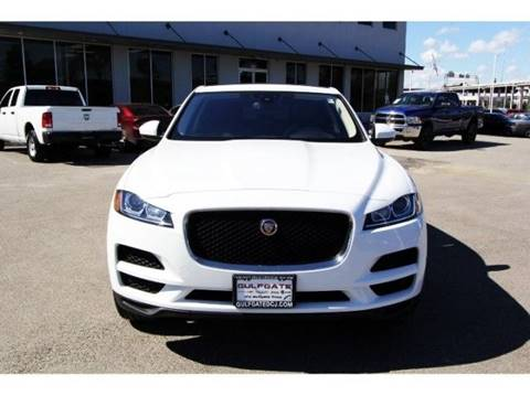 2018 Jaguar F-PACE for sale in Houston, TX