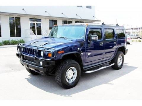 2007 HUMMER H2 for sale in Houston, TX