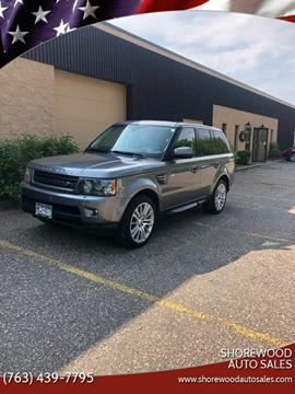 2011 Land Rover Range Rover Sport for sale in Excelsior, MN