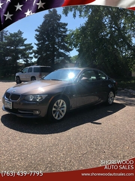 2011 BMW 3 Series for sale in Excelsior, MN