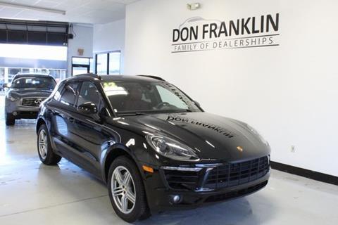 2017 Porsche Macan for sale in Lexington, KY