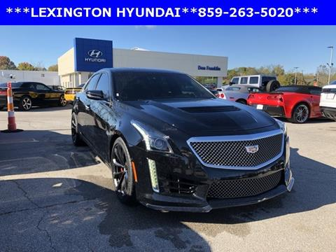 2017 Cadillac Cts V For Sale Carsforsale Com
