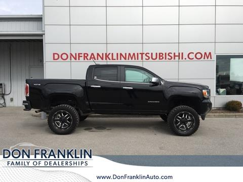 2017 GMC Canyon for sale in Lexington, KY