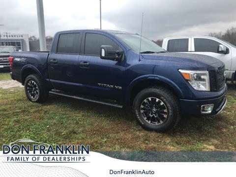 8c533f31c 2018 Nissan Titan for sale in Lexington
