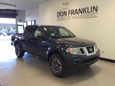 2019 Nissan Frontier for sale in Lexington, KY