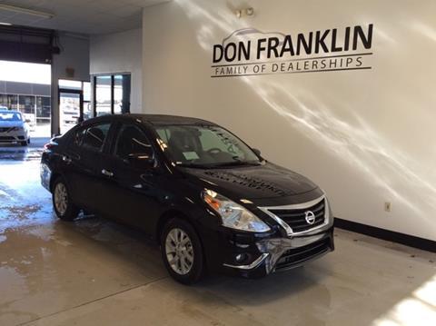 2019 Nissan Versa for sale in Lexington, KY