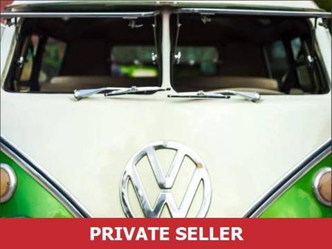 1177819a42 Used Volkswagen Bus For Sale in Hagerstown
