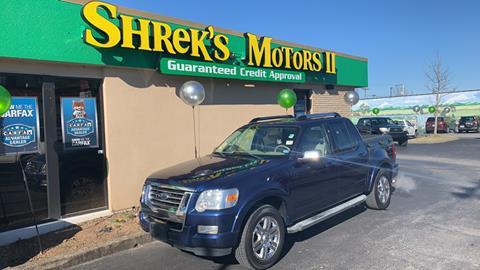 Shrek's II - Used Cars - Kingsport TN Dealer