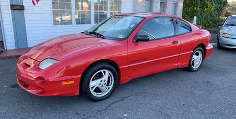 2002 Pontiac Sunfire for sale in Bristol, VA