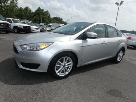 Used Cars Memphis Tn >> 2016 Ford Focus For Sale In Memphis Tn