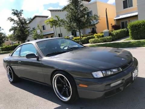 Used 1997 Nissan 240sx For Sale Carsforsale Com